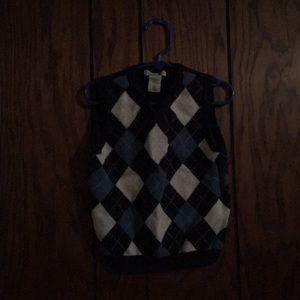 Cherokee boys 3T sweater vest